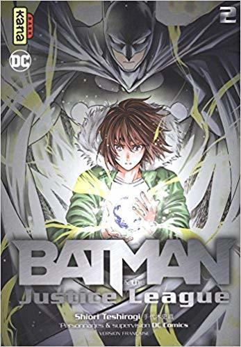 Batman and the Justice League, tome 2 Shiori Teshirogi