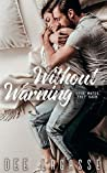 Book cover for Without Warning (Capparelli & Co., #1)