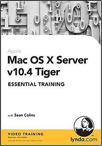 Mac OS X Server v10.4 Tiger Essential Training
