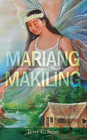 maria makiling drawing