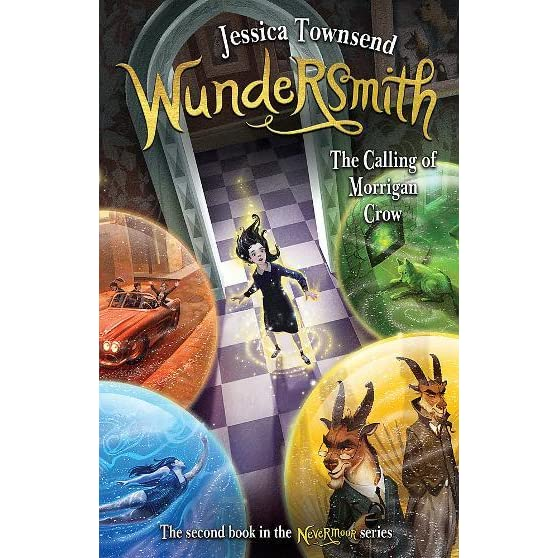 Image result for wundersmith book