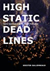 High Static, Dead Lines: Sonic Spectres & the Object Hereafter