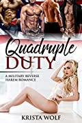 Quadruple Duty (Quadruple Duty, #1)