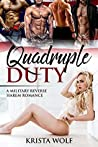 Quadruple Duty (Quadruple Duty, #1)