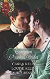 Convenient Christmas Brides: The Captain's Christmas Journey / The Viscount's Yuletide Betrothal / One Night Under the Mistletoe