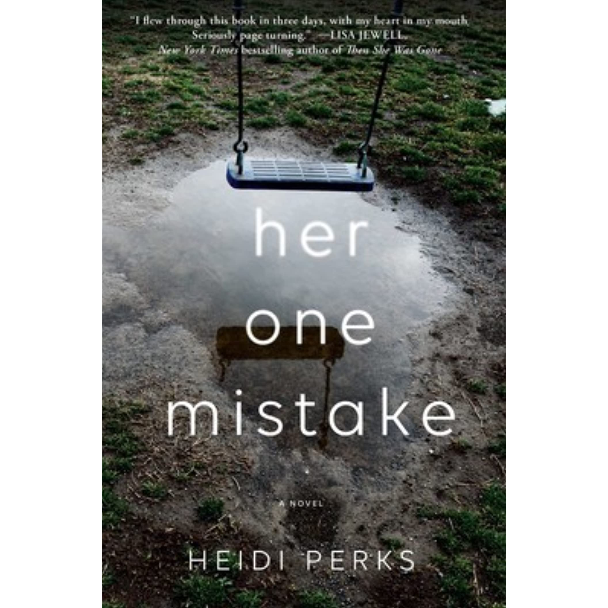 Her One Mistake by Heidi Perks