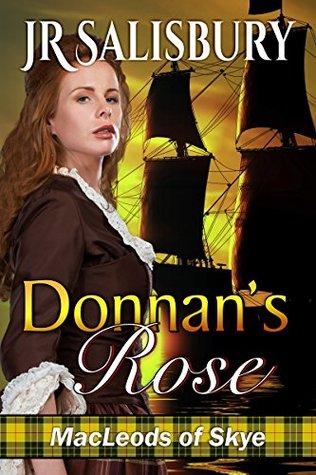 Donnan's Rose (MacLeods of Skye Book 1)