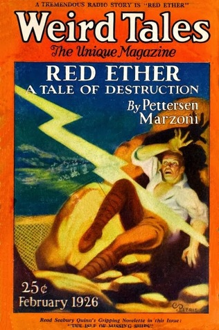 Weird Tales February 1926 by Petterson Marzoni