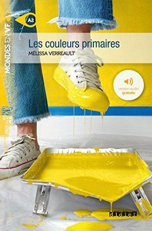 Les couleurs primaires - Ebook (Niveau A2)