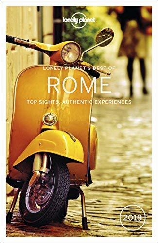 Best of Rome (Lonely Planet Travel Guides)