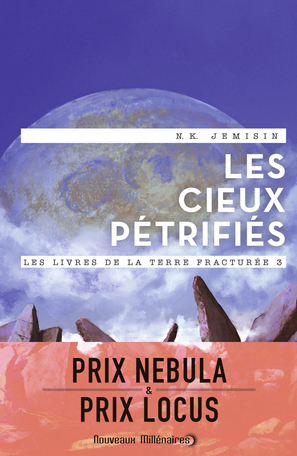Les Cieux pétrifiés by N.K. Jemisin