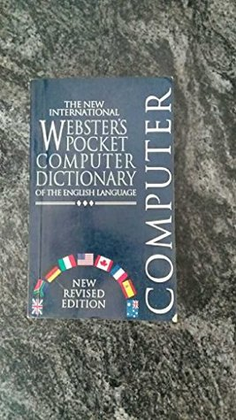 The New International Webster's Pocket Computer Dictionary of the English Language