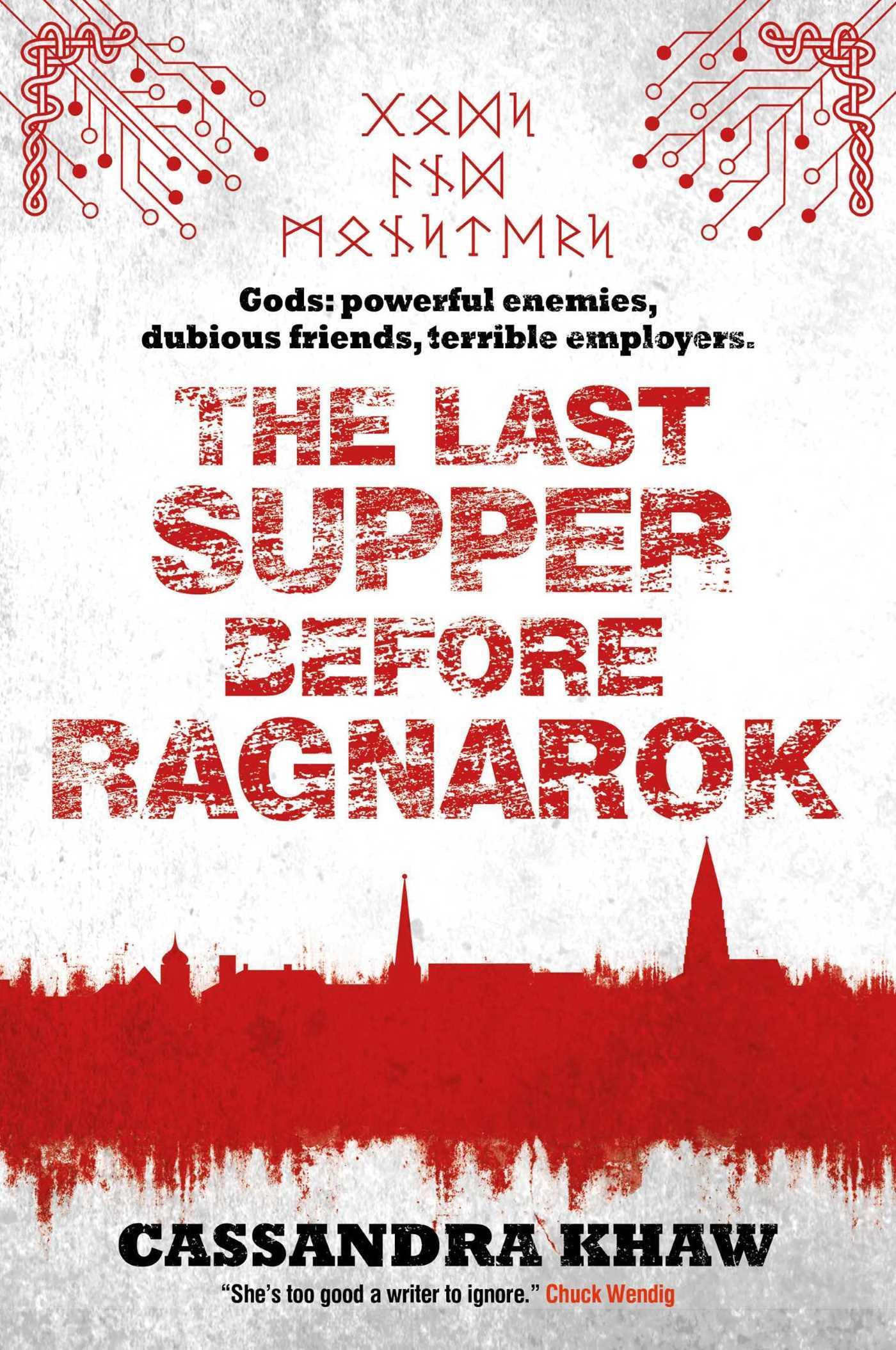 The Last Supper Before Ragnarok