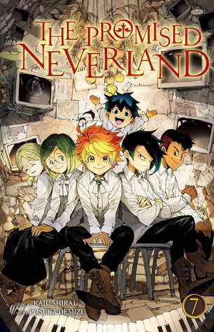 The Promised Neverland, Vol. 7 by Kaiu Shirai