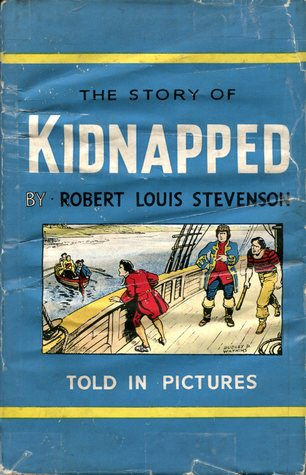 Image result for The Story of Kidnapped Told in Pictures