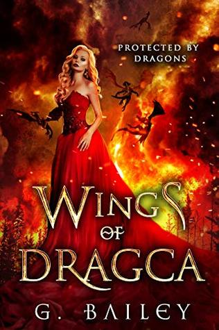 Wings of Dragca (Protected by Dragons, #5)
