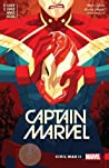 Captain Marvel, Vol. 2: Civil War II