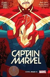 Captain Marvel, Vol. 2: Civil War II
