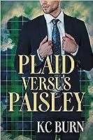 Plaid versus Paisley (Fabric Hearts #2)