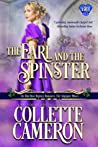 The Earl and the Spinster (The Blue Rose Romances: The Culpepper Misses #1)