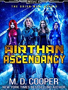 Airthan Ascendancy (Aeon 14: The Orion War, #8)