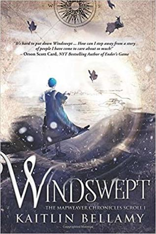Windswept (The Mapweaver Chronicles, #1)