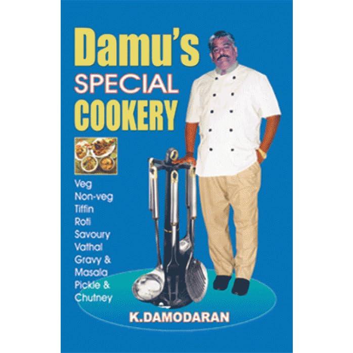 Chef Damu Recipes Book