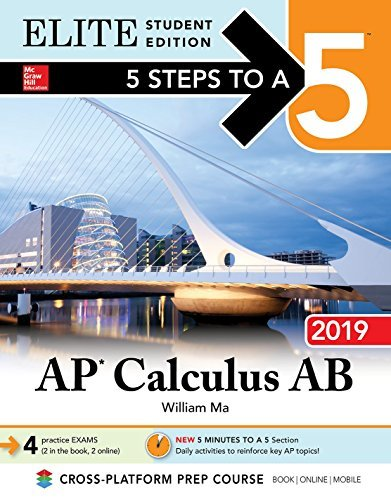 5 Steps to a 5 AP Calculus AB 2019