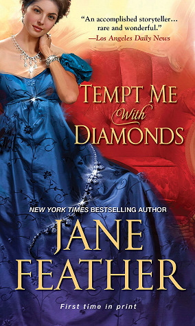 Tempt Me with Diamonds - Jane Feather