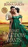 What a Widow Wants (The Widows' Club, #3)