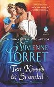 Ten Kisses to Scandal (Misadventures in Matchmaking, #2)