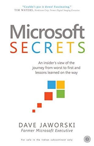Microsoft Secrets Books