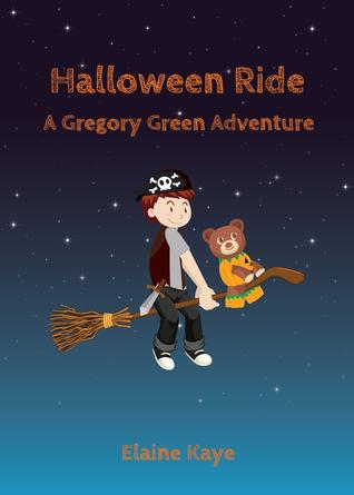 Halloween Ride (A Gregory Green Adventure #3)