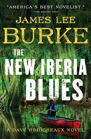 Book Review: The New Iberia Blues by James Lee Burke