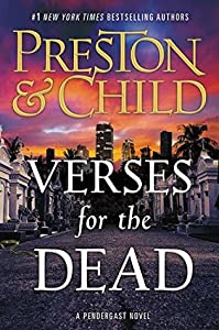 Verses for the Dead (Pendergast, #18)