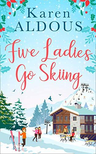 Book cover Five Ladies Go Skiing