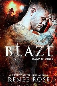 Blaze (Hard n' Dirty #4)