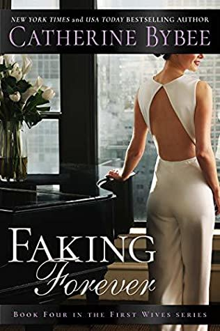 COVER OF FAKING FOREVER BY CATHERINE BYBEE