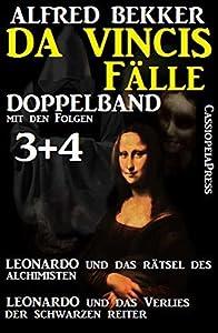 Da Vincis Fälle Doppelband mit den Folgen 3 und 4 - Leonardo und das Verlies der schwarzen Reiter/Leonardo und das Rätsel des Alchimisten