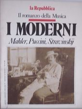 I moderni Mahler, Puccini, Stravinkij Various
