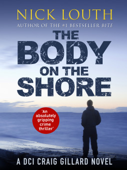 The Body On The Shore by Nick Louth