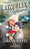 Lawfully Pursued (The Lawkeepers-Hoopes)