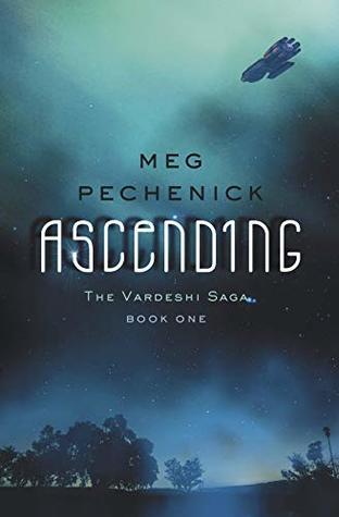 Ascending by Meg Pechenick