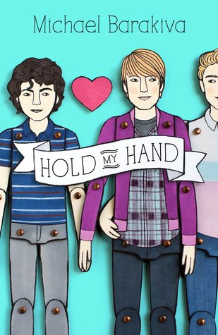 Hold My Hand (One Man Guy, #2)