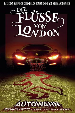 Autowahn: Die Flüsse von London, Graphic Novel Band 1