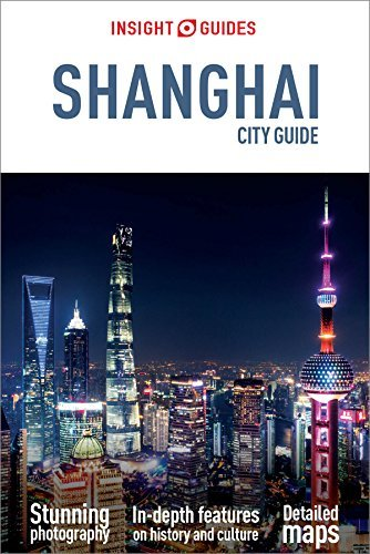 Insight Guides - City Guide Shanghai (2017)