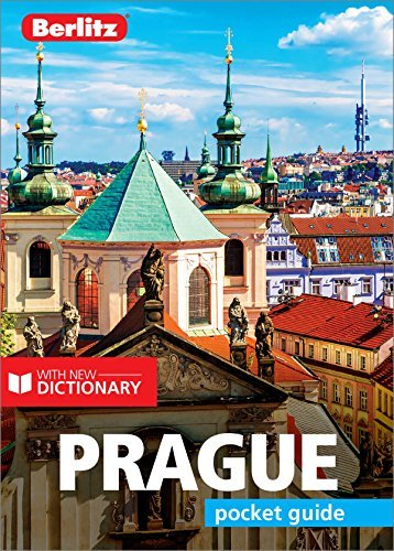 Berlitz Pocket Guide Prague (Berlitz Pocket Guides), 9th Edition