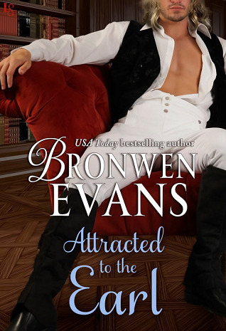 Attracted to the Earl (Imperfect Lords, #3)