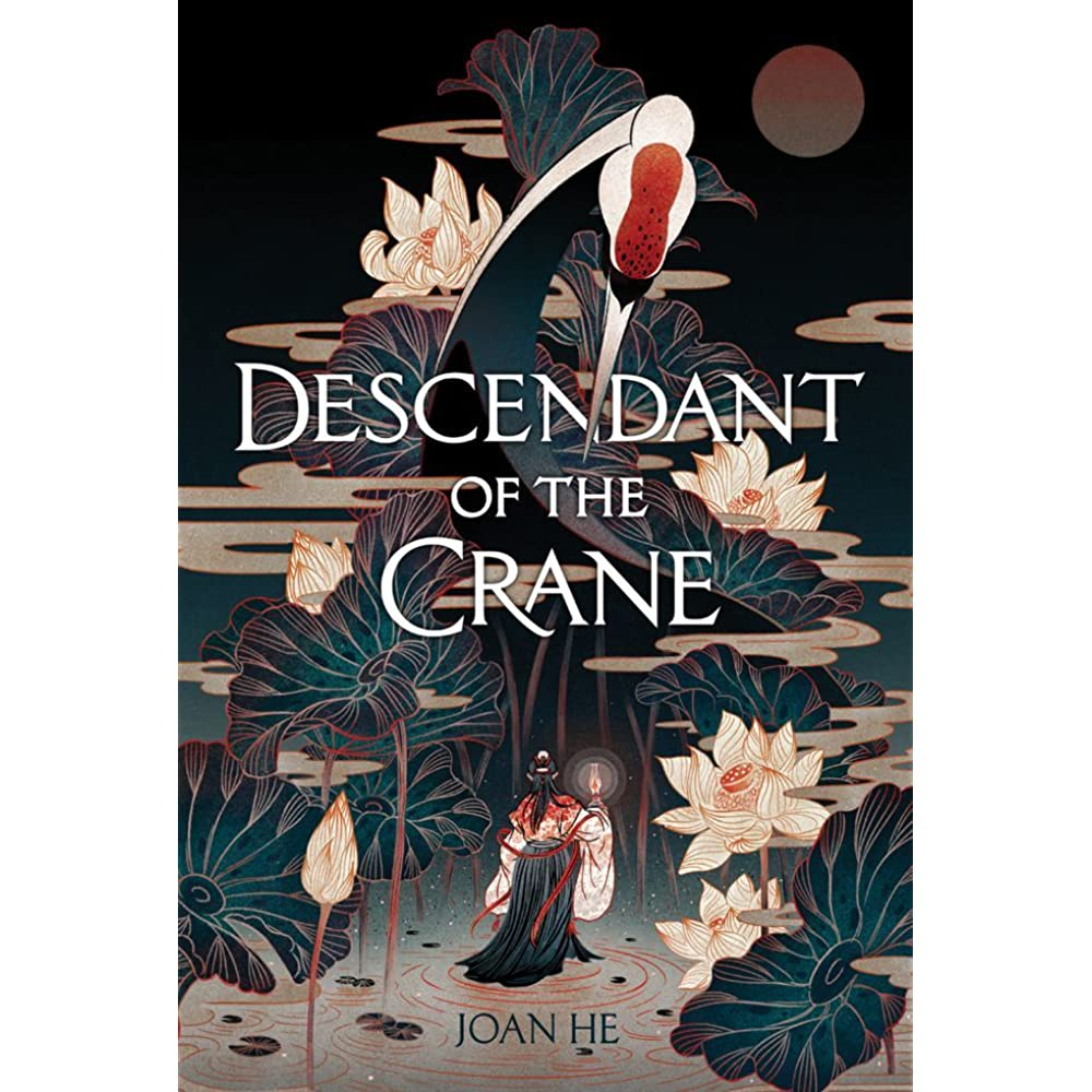 I Hope This Crane Is Just Hiding Other >> Descendant Of The Crane By Joan He