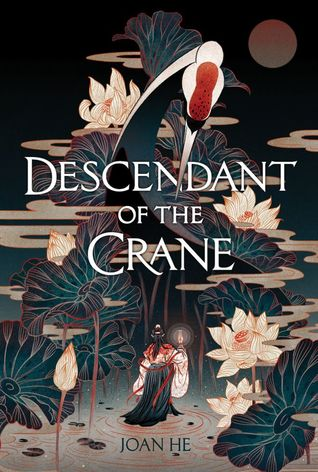 "Cover of Joan He's ""Descendant of the Crane"""